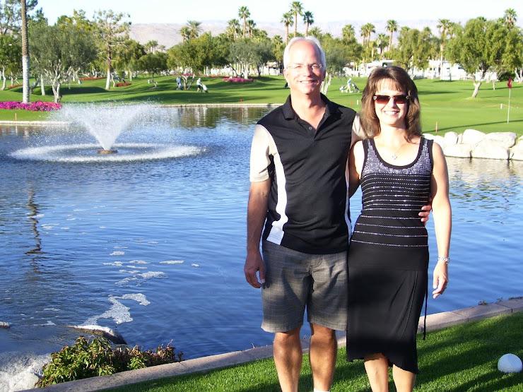 Trent and Teresa