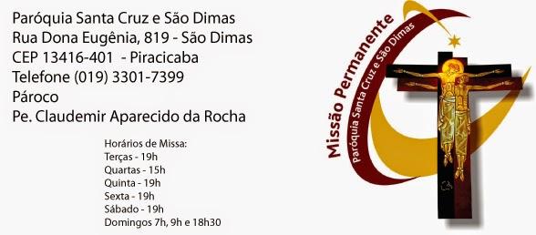 Paróquia Santa Cruz e São Dimas (Piracicaba SP)