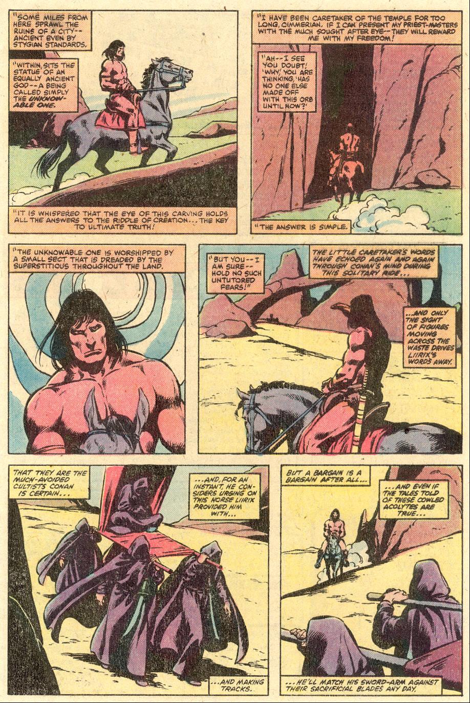 Conan the Barbarian (1970) Issue #126 #138 - English 4