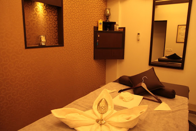Review of The Four Fountains Spa Aundh Pune