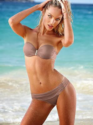 Candice Swanepoel hot sexy bikini body