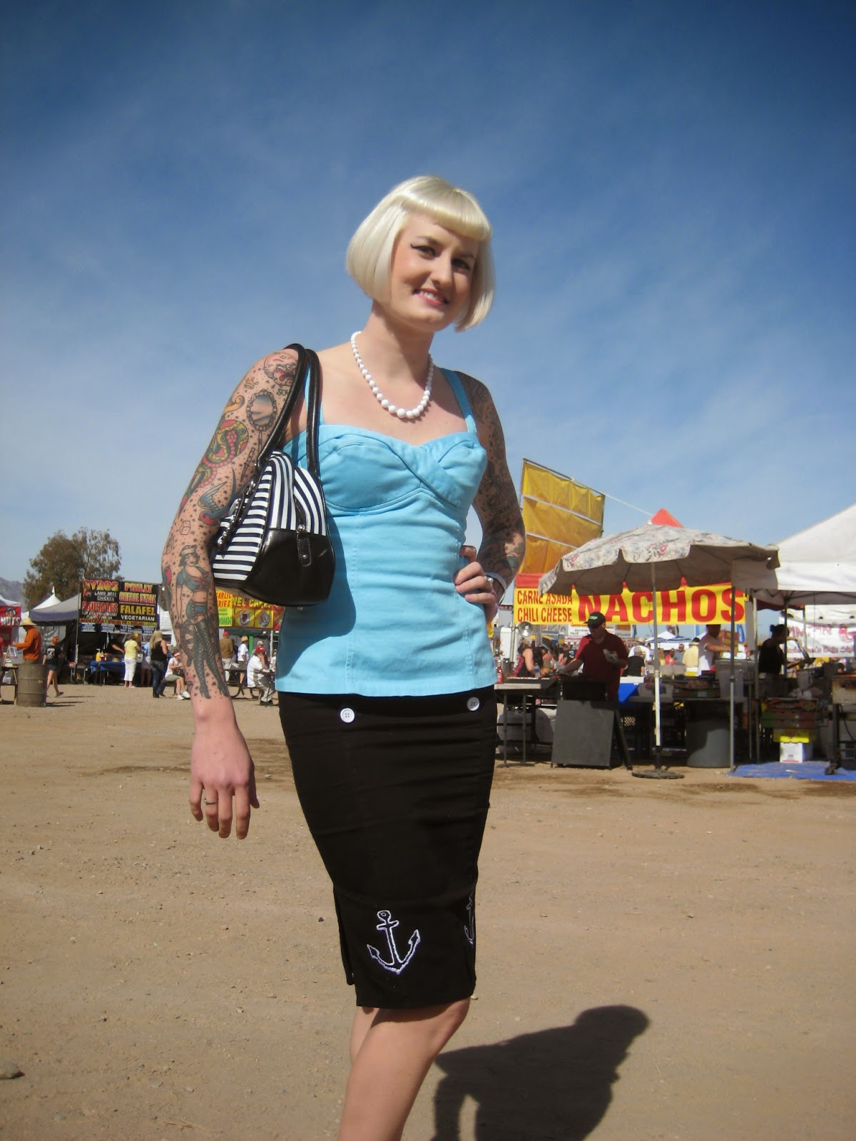 Rockabilly Woman- Rockabilly Reunion 2014