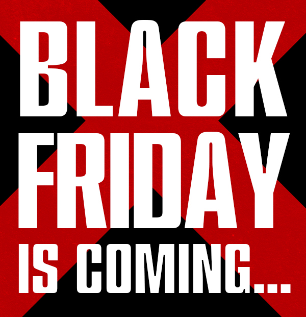 Games Workshop's Black Friday is Official Now