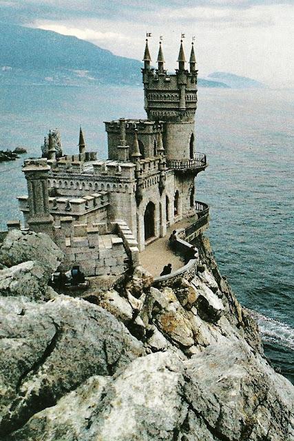 viaje a Ucrania castillos