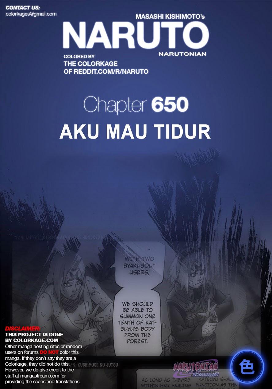 Dilarang COPAS - situs resmi www.mangacanblog.com - Komik naruto berwarna 650 - aku ingin tidur 651 Indonesia naruto berwarna 650 - aku ingin tidur Terbaru |Baca Manga Komik Indonesia|Mangacan