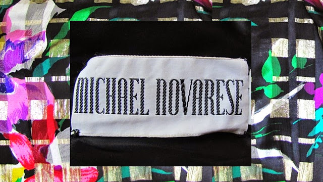 Michael Novarese, California fashion designer biography
