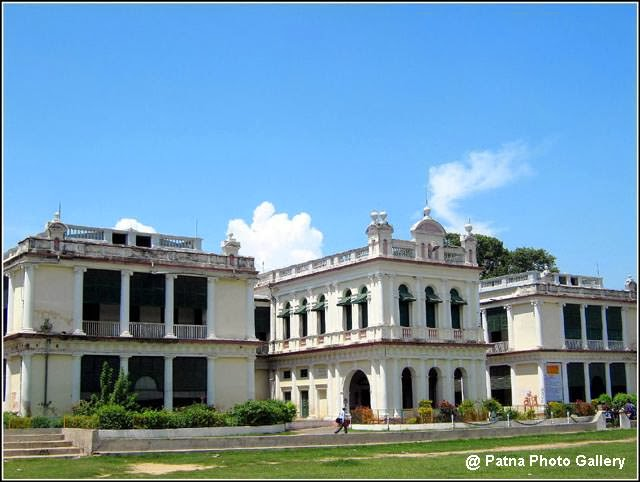 Patna College Main Building Side view