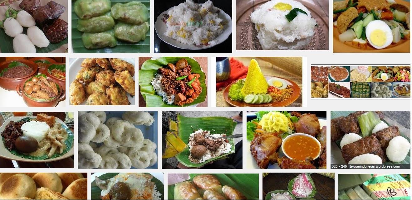 Daftar Makanan Khas Kota Yogyakarta