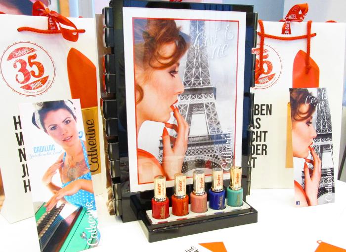 beautypress Blogger Event Juni 2015 - Part 2 - C´est la Vie Kollektion