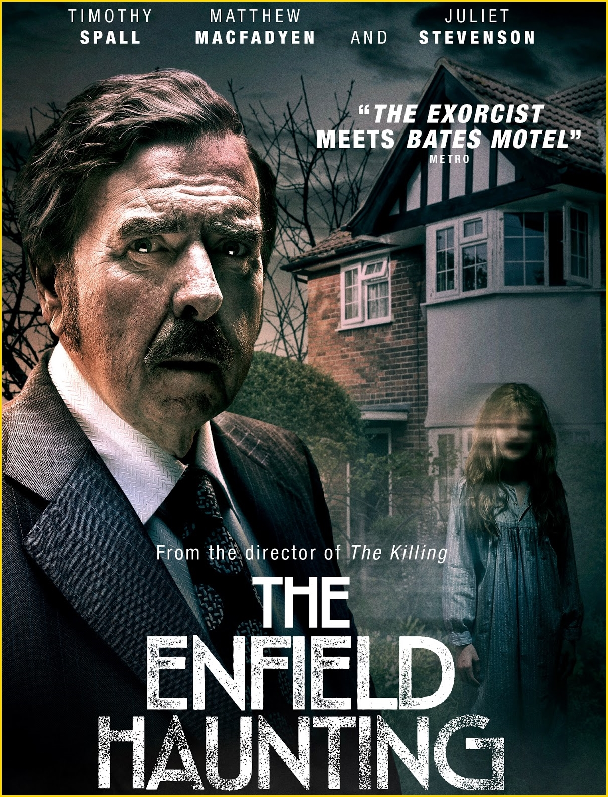 The Enfield Haunting Completa Espa&ntildeol Disponible