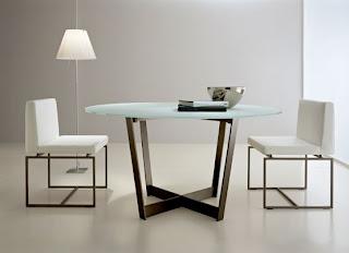Pés de mesas redondas