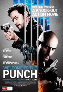 مشاهدة فيلم Welcome To The Punch 2013 مترجم اون لاين بدون تحميل مباشر
