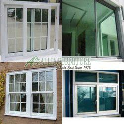 Sliding window jendela rumah model geser