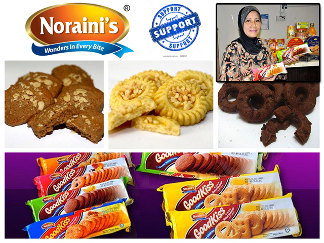 noraini's cookies
