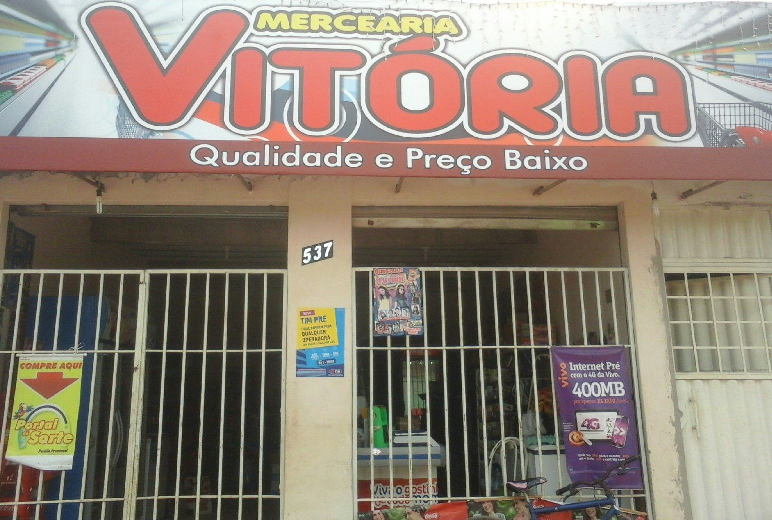 MERCEARIA VITÓRIA