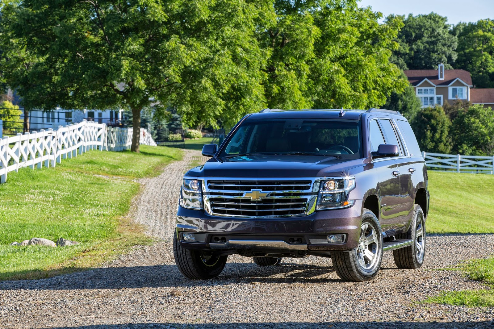 2015 Chevrolet Tahoe & Suburban Z71 Package