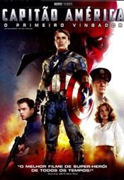 Capitão América: O Primeiro Vingador Torrent 2011