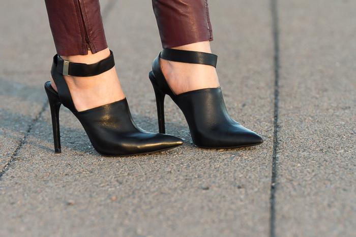 Blogger Adicta a los Zapatos modelo clon de Alexander Wang
