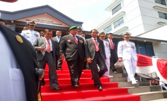 Pelantikan Jokowi, 23 Personel Khusus Jaga Perbatasan Jakarta
