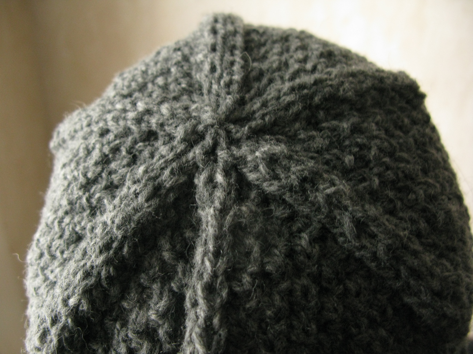 Double Knitting Hat Pattern : littletheorem: Asterisk Hat