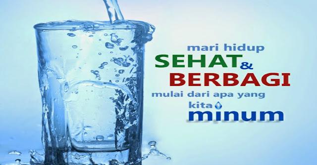 Awas, Lima Jenis Air Putih Ini Berbahaya Jika Diminum