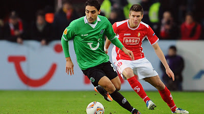 Standard Liege 2 - 0 Hannover (1)