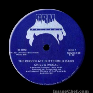 THE CHOCOLATE BUTTERMILK BAND - Chill's