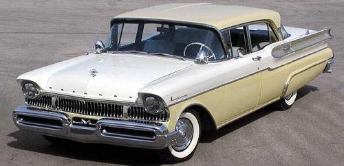 autos - photos  voitures des usa --- mercury --- 1939 - 2011--- suite   1980