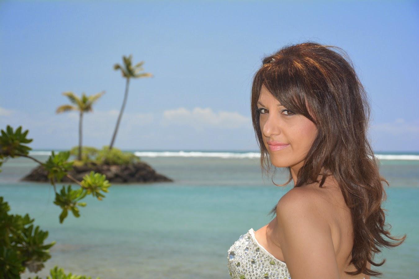 Australian Bride in Hawaii