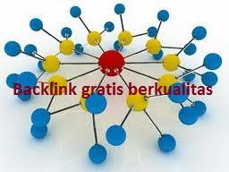 cara mendapatkan backlink gratis berkualitas