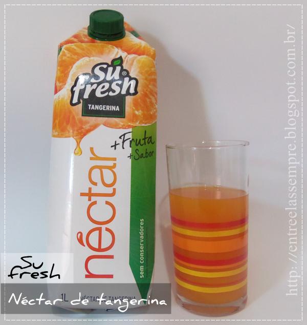 Sufresh tangerina