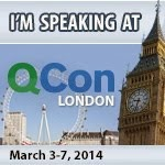 I'm speaking at QCon London