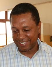 Dr. Augusto Neves, Presidente da Câmara Municipal de S. Vicente