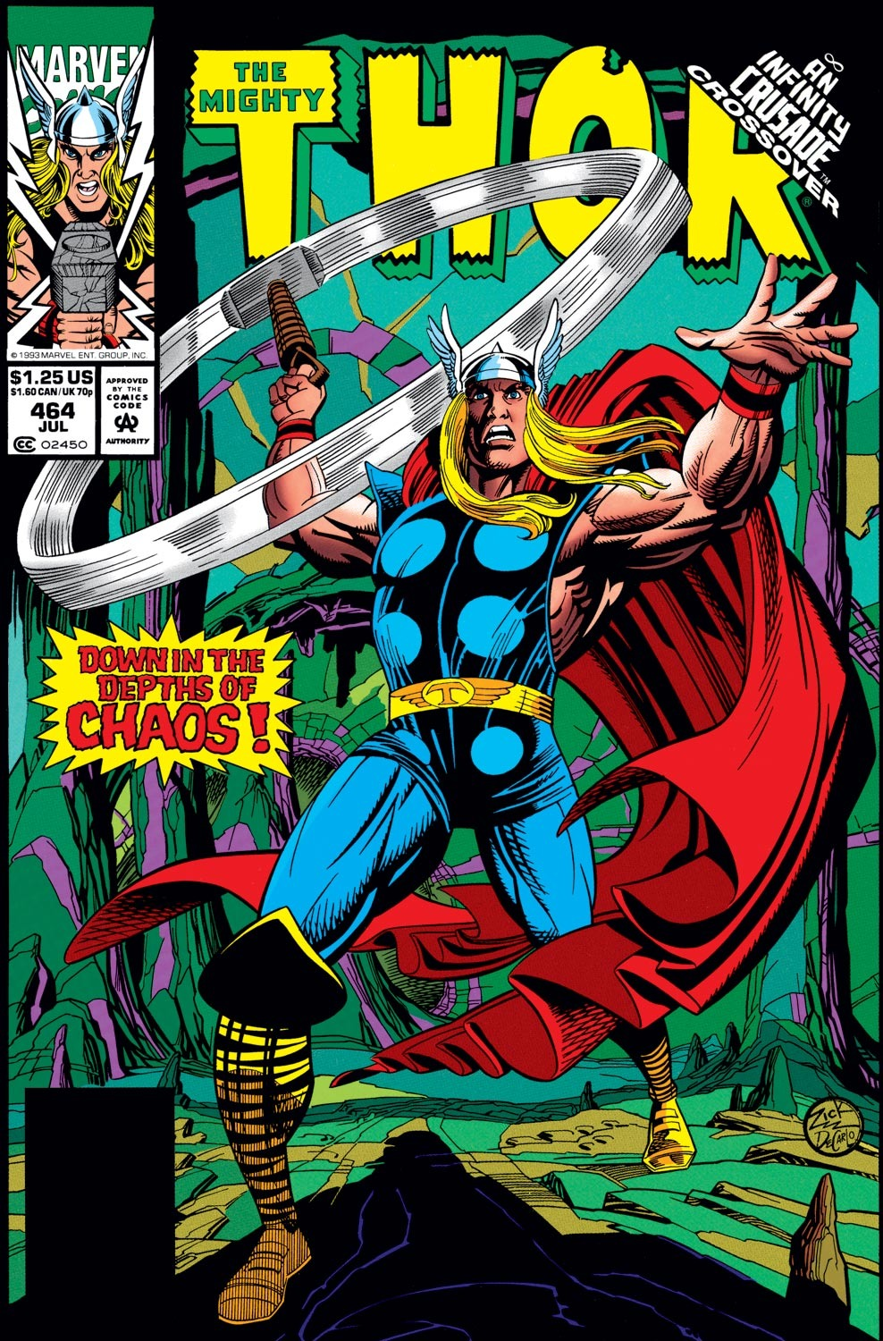 Thor (1966) 464 Page 1