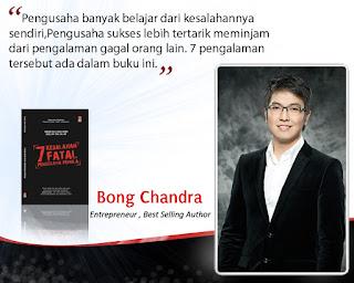 Testimoni Bong Chandra