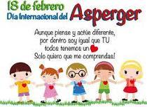 18 Febrero: Día internacional Asperger