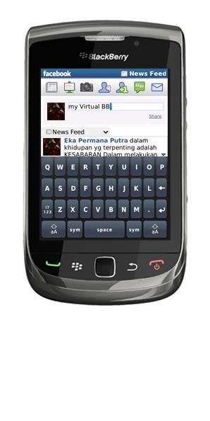 Download BlackBerry Simulator