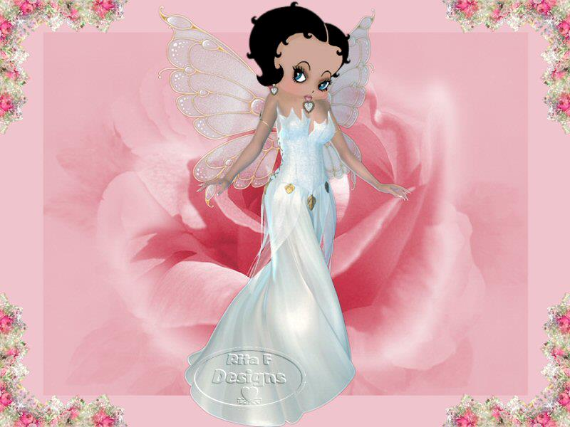 Betty Boop Pictures Archive Betty Boop Angels By Rita F