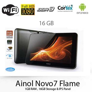 Ainol Novo 7 Flame 16GB IPS HD Dual Core (Aka Ainol Fire)