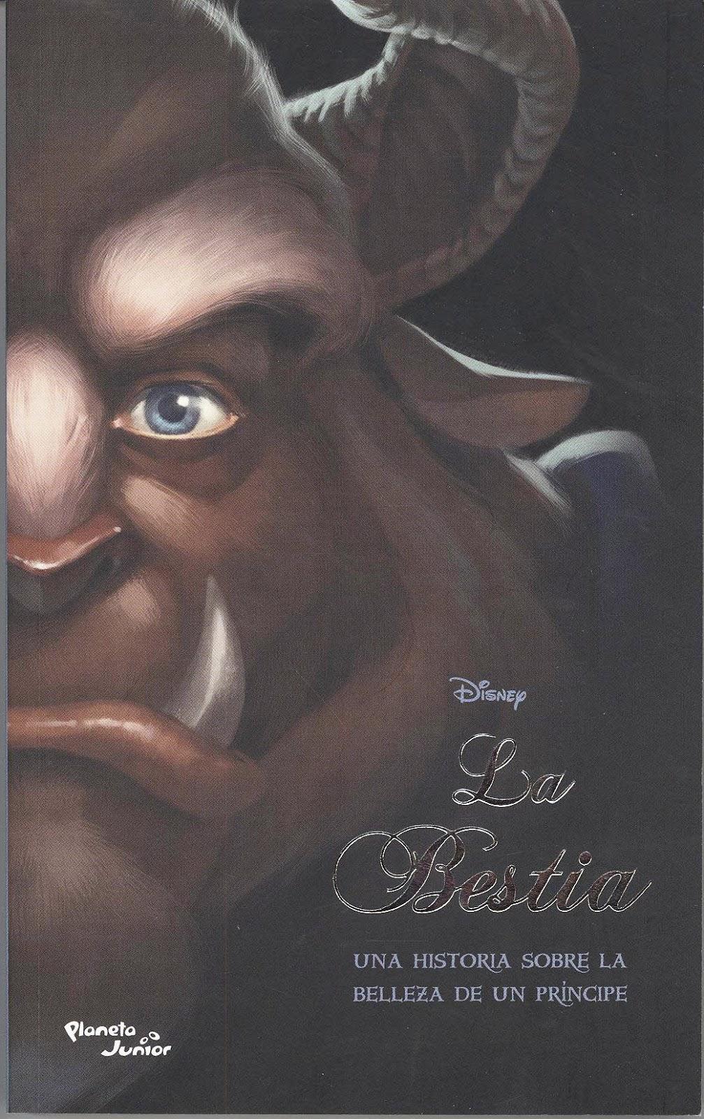 La Bella y la Bestia de Disney - Blog: Portada mexicana de \