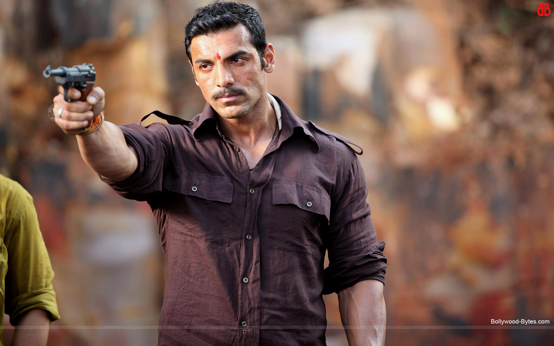 Shootout At Wadala  John Abraham HD WallpaperJohn Abraham Body Building In Shootout At Wadala