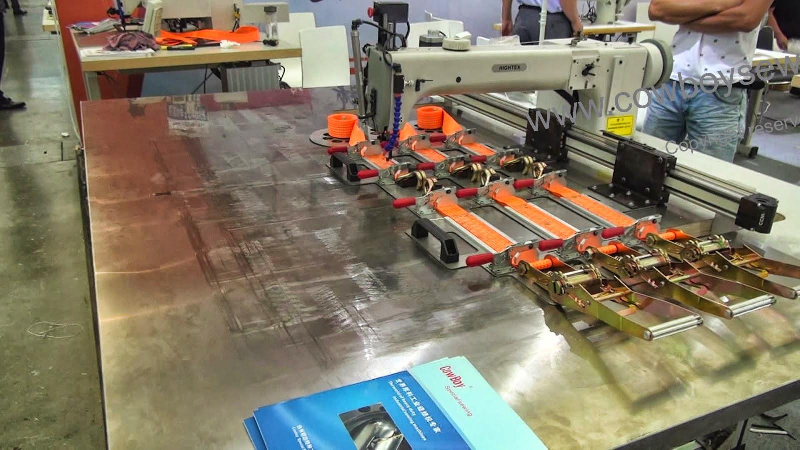 Repuestos para m quinas de coser industriales trabajo for Maquina para toldos