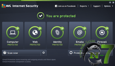 AVG Internet Security 2016 16.0.7134 Final + Serial