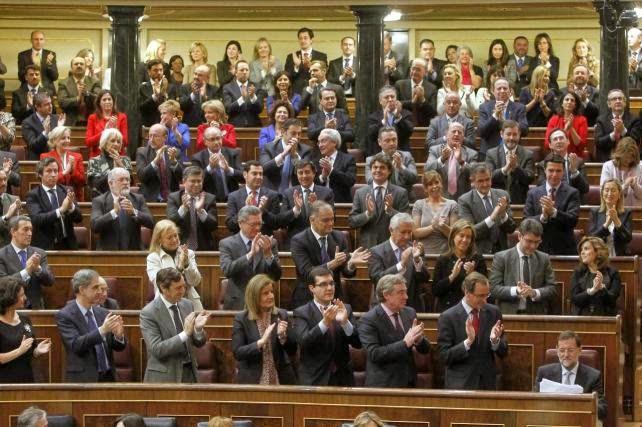 políticos, gobierno, españa