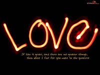 Berikut adalah pantun-pantun cinta romantis untuk pacar :