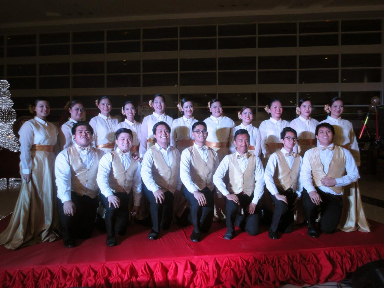 University of Perpetual Help Chorale