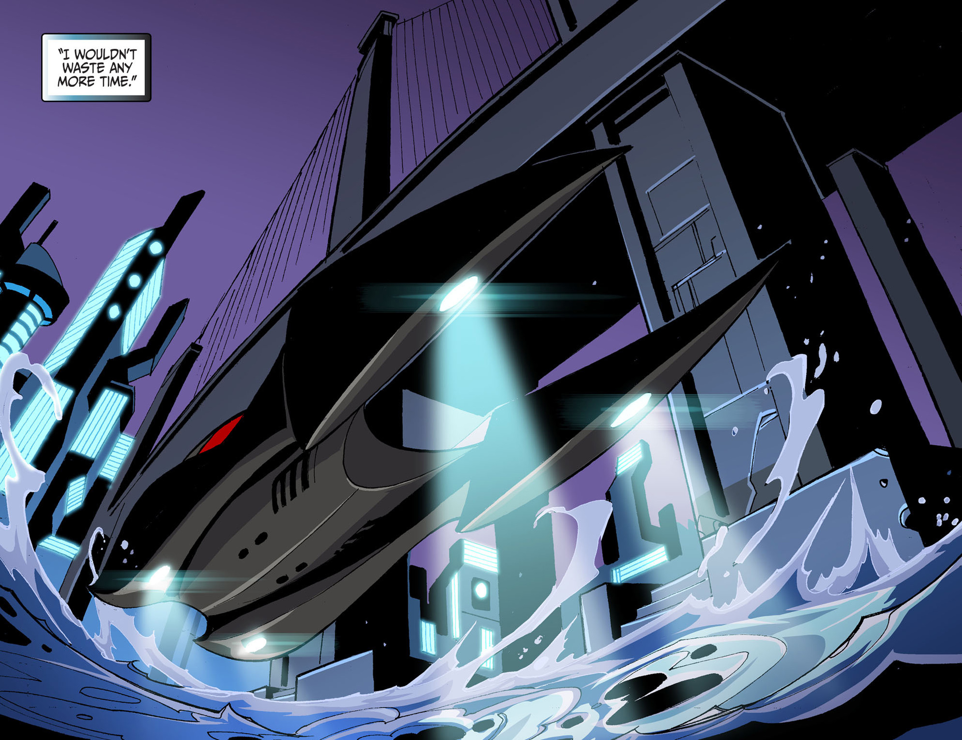Batman Beyond 2.0 #11 #30 - English 7