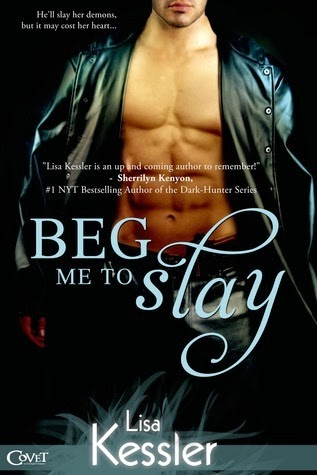book, review, Beg Me To Slay, paranormal romance