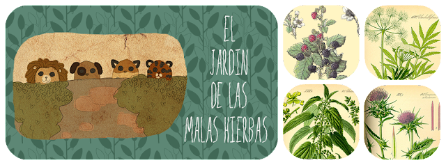 El jardín de las malas hierbas