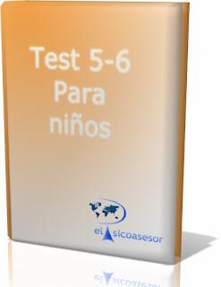 Test 5-6 - Comprensión-Percepción-Pre calculo-Motricidad